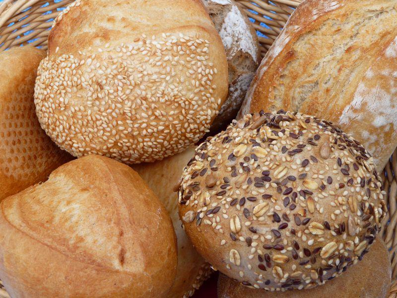 El pan hecho con agua de mar ayuda a la digestión