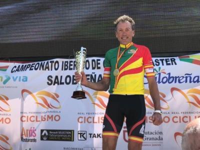Mario Fernández es ganador del Campeonato Ibérico 2018