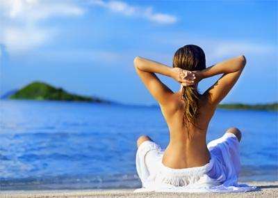 El agua de mar es el mejor aliado para nuestra salud capilar
