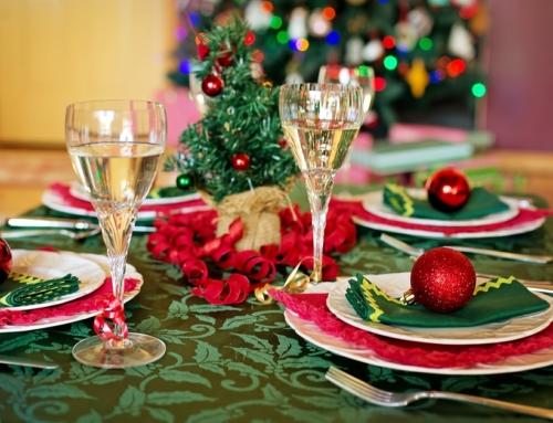 Tres aplicaciones del agua de mar en tu cena navideña
