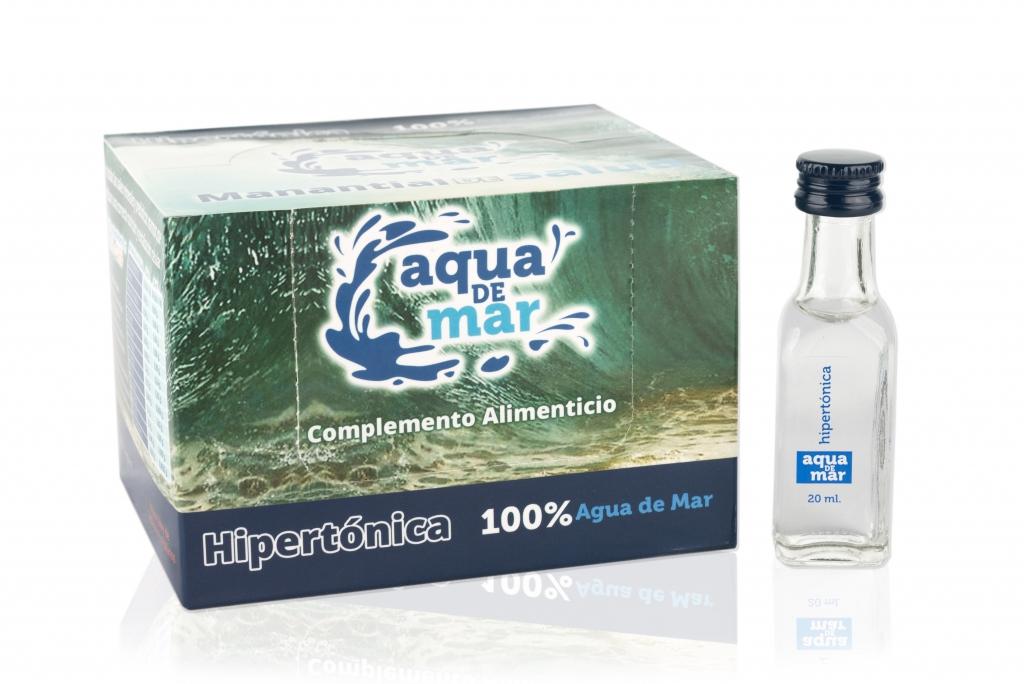 Hipertónica Aqua de mar 20ml