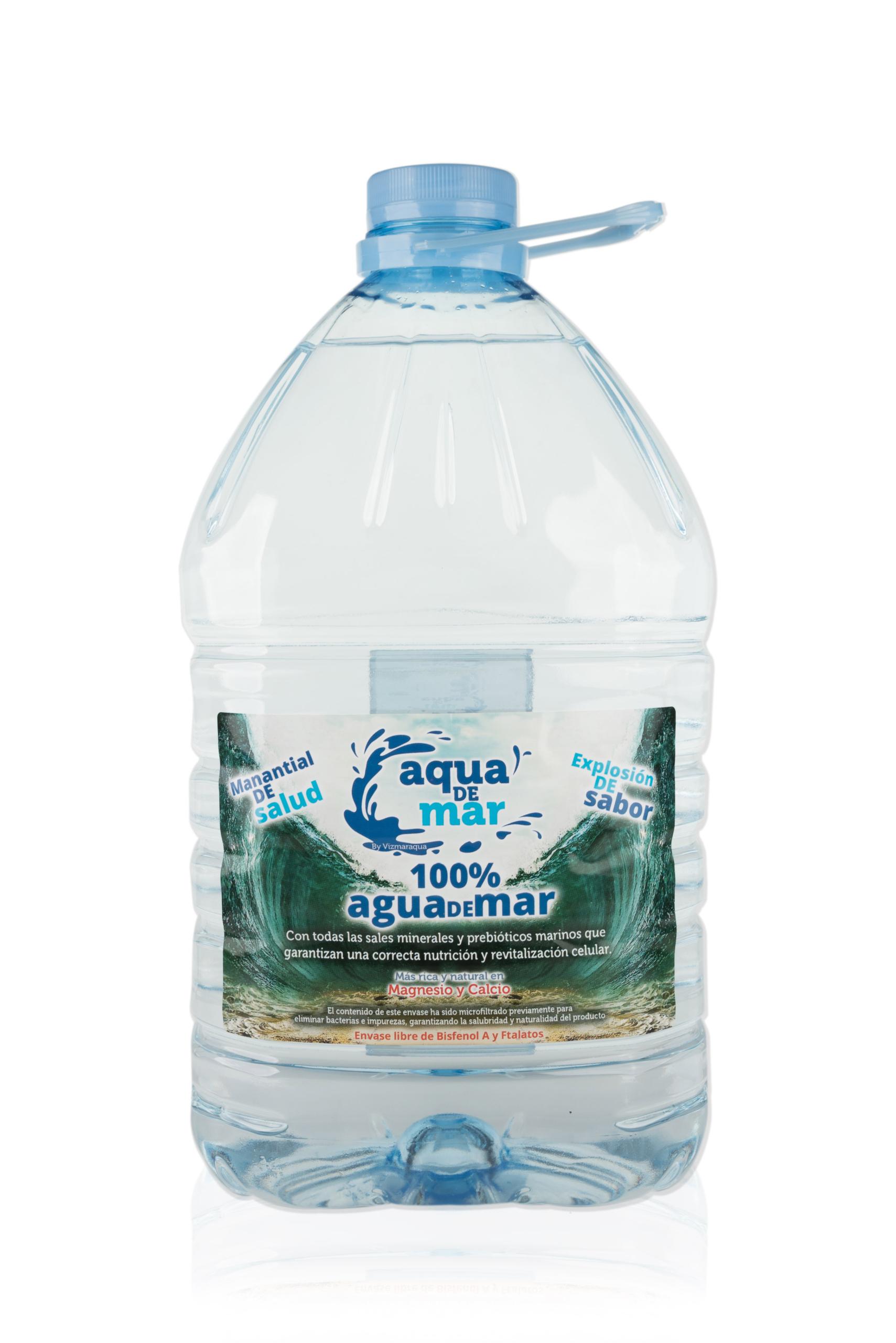 5L - Aqua de Mar