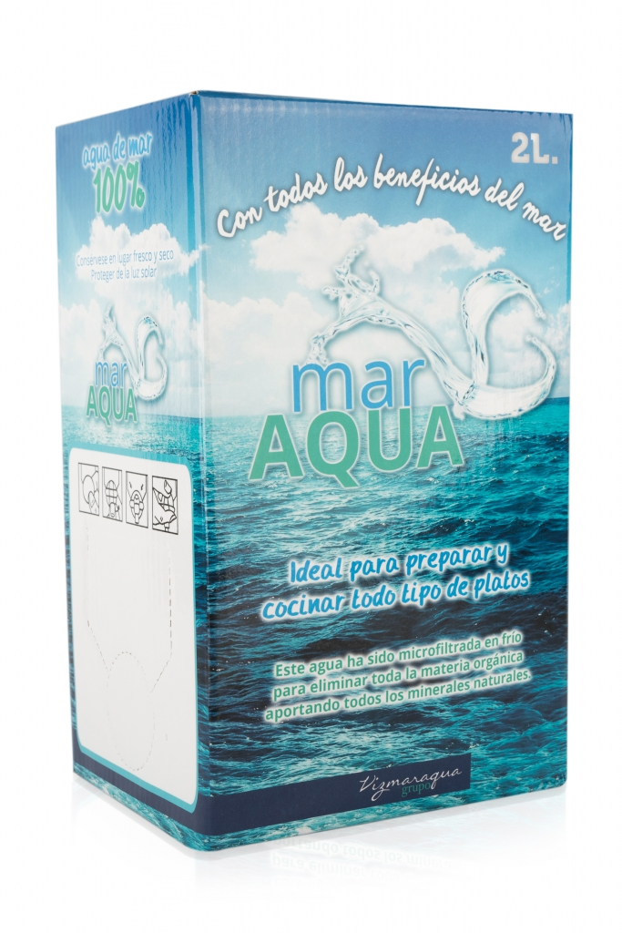 Hipertónica Aqua de mar 20ml