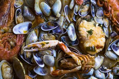 cocinar con agua de mar MarAqua
